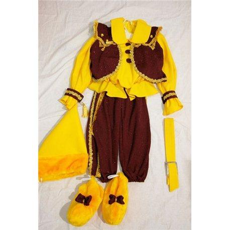 Детский карнавальный и маскарадный костюм Гномика 1712, 1713