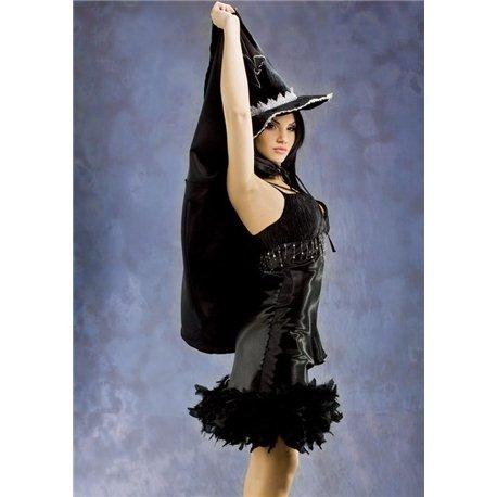 Costum de Carnaval pentru adulţi Vrăjitoare 1125, 1124