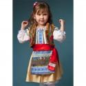 Молдавская национальная одежда для девочек