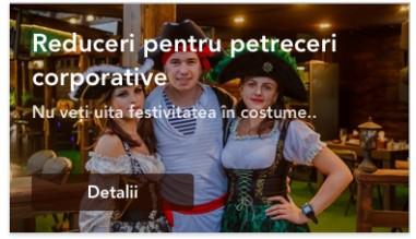 Costume de carnaval pentru adulți cu reduceri